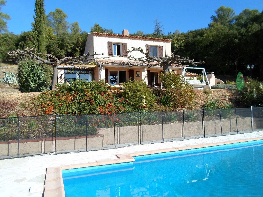 Villa 5 chambres avec piscine sur 3000 m²