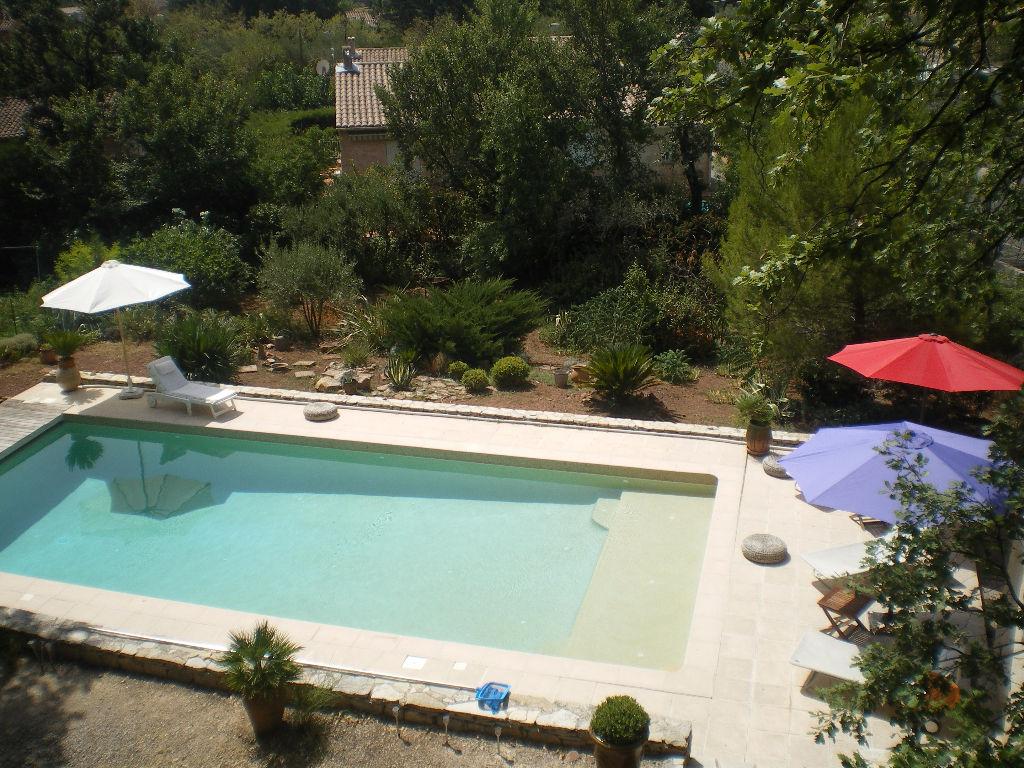 Villa Le Cannet Des Maures 10 pièce(s) 210 m2