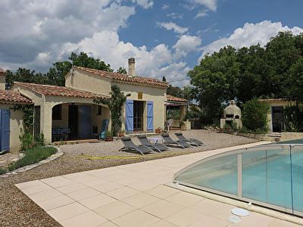 Villa 178m² avec piscine