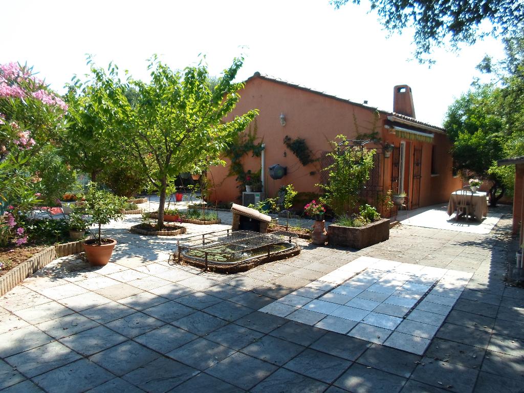 Villa contemporaine Le Cannet Des Maures