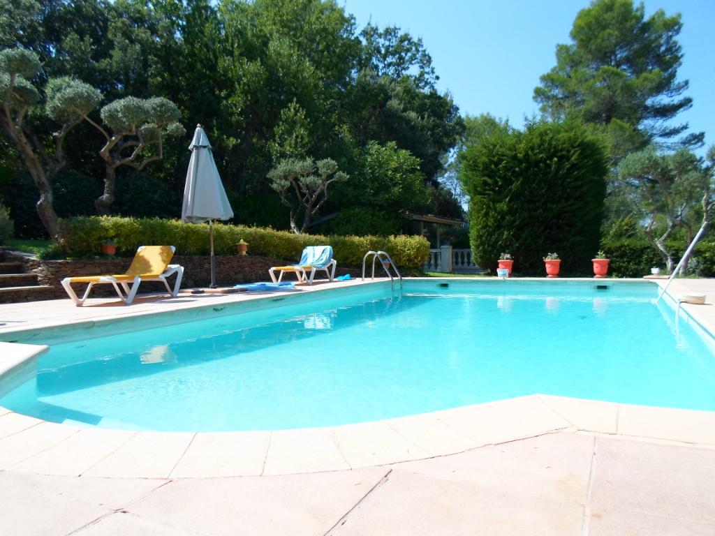 Le Thoronet Villa avec piscine 6 pièces 121 m2