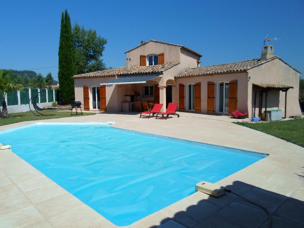 Villa 151 m² avec piscine VIDAUBAN