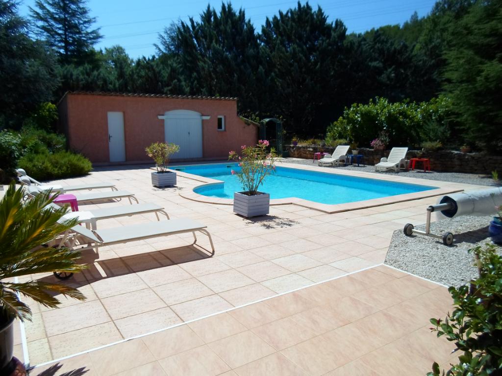 Villa avec piscine 5 pièces 140 m2 Le Thoronet