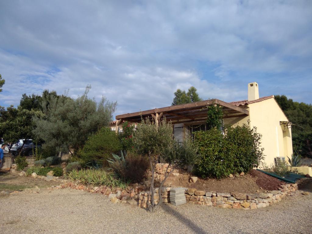 Villa Le Cannet Des Maures 4 pièce(s) 80 m2