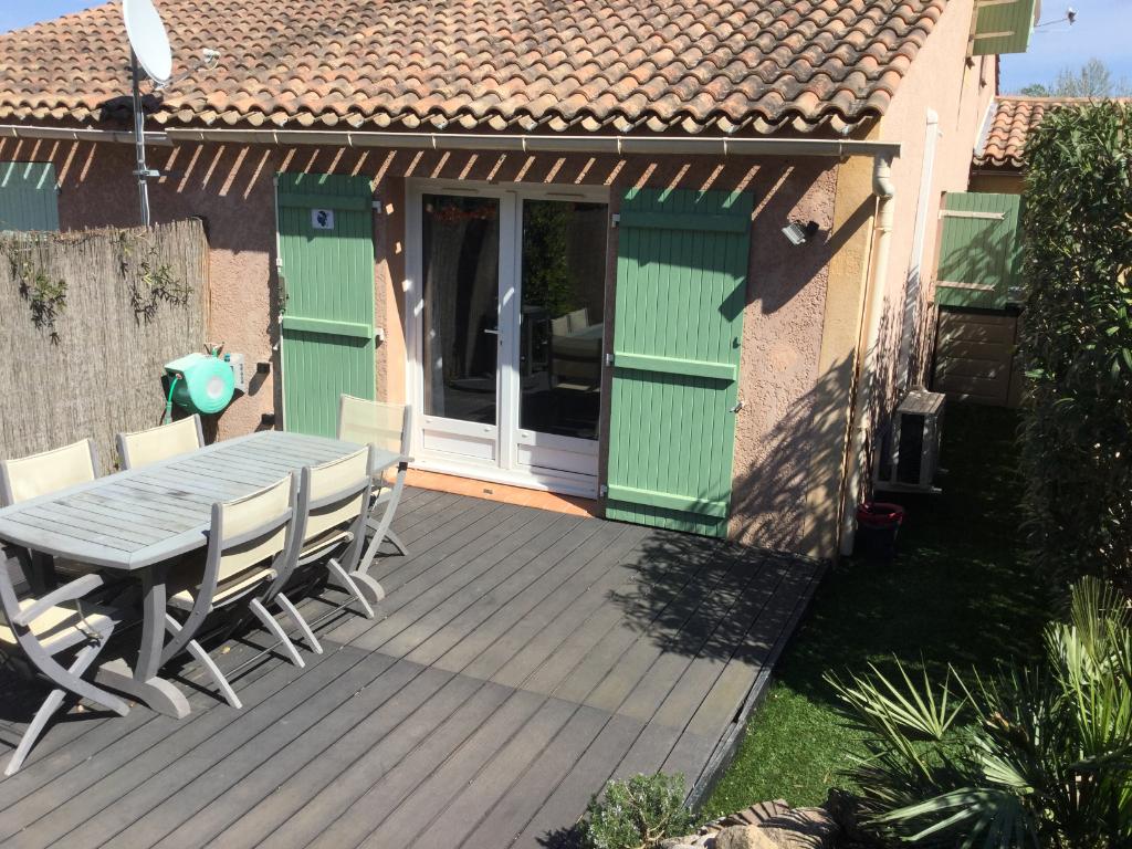 Maison 2 pièces avec jardin sur Vidauban