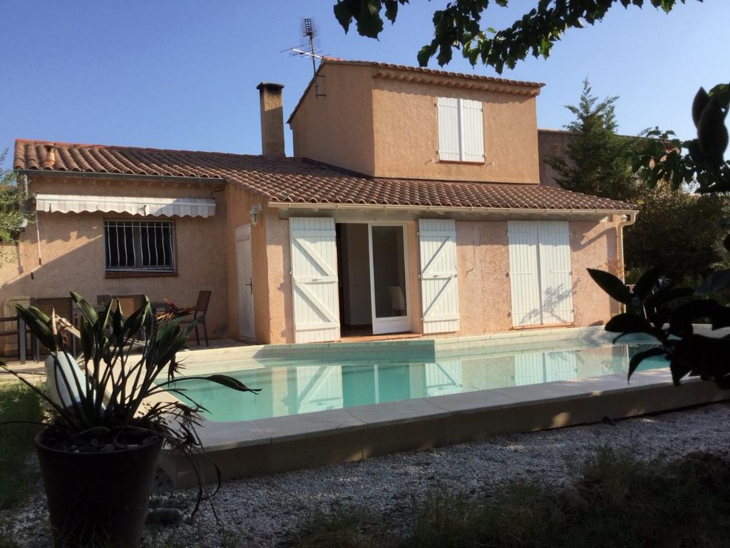 Villa Le Cannet Des Maures 5 pièce(s) 110 m2