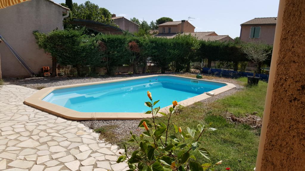 Villa Le Cannet Des Maures 4 pièce(s) 95 m2