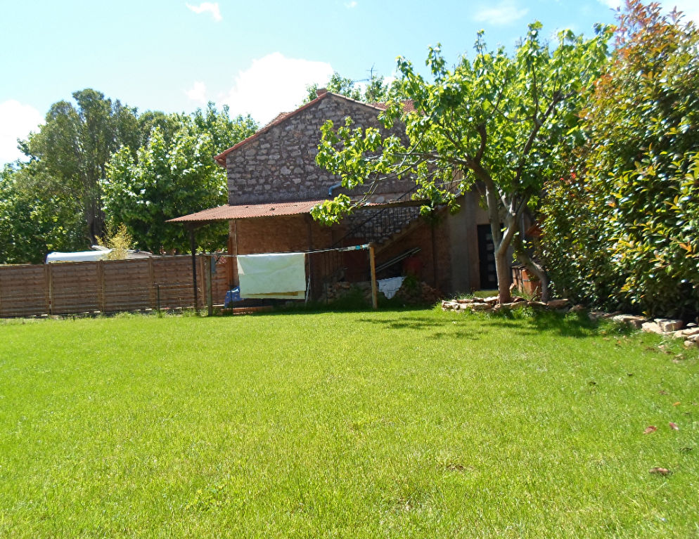 Maison et jardin Le Cannet Des Maures