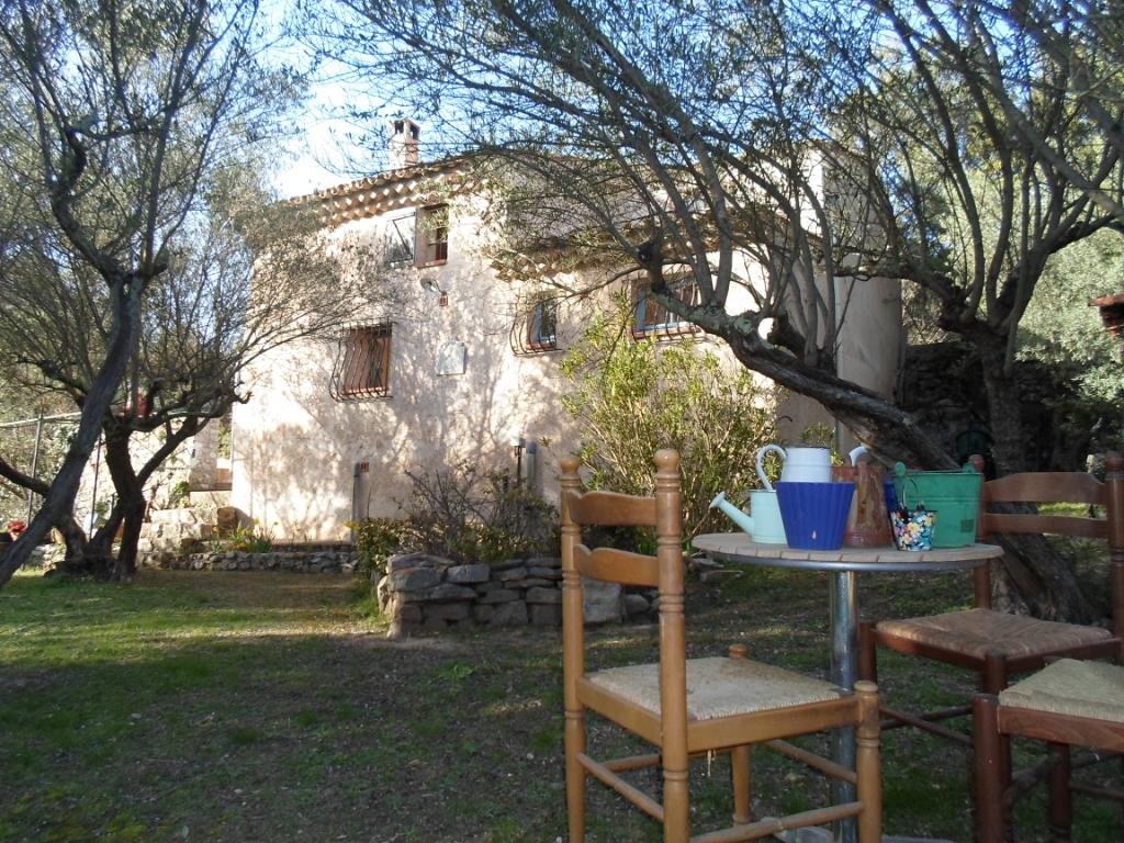 Villa en campagne le Luc-Cabasse