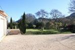 Villa de plain pied avec superbe vue à Mazaugues