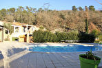 Belle villa avec piscine et studio attenant
