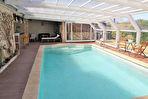 Belle villa avec 3 chambres et piscine couverte