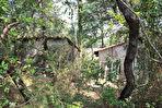 Cabanon sur terrain non constructible de 3 050 m²