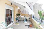 Appartement loué avec terrasse et garage