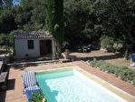 Villa avec piscine - location à la semaine