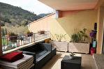 Appartement loué avec terrasses, cave et garage