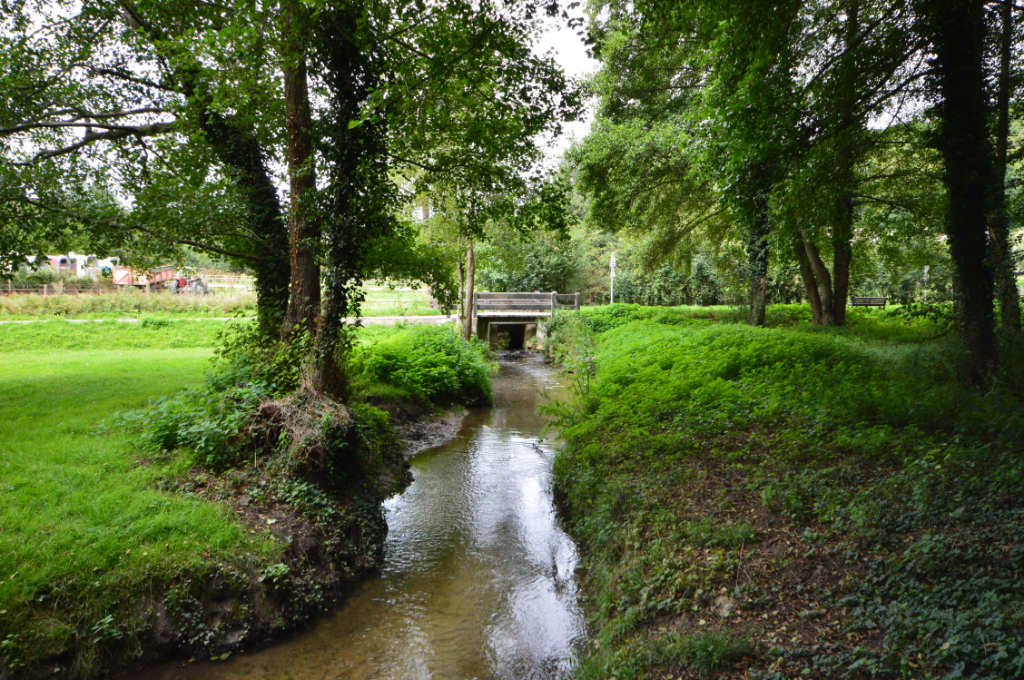 Saint-Aubin  côté Vallée