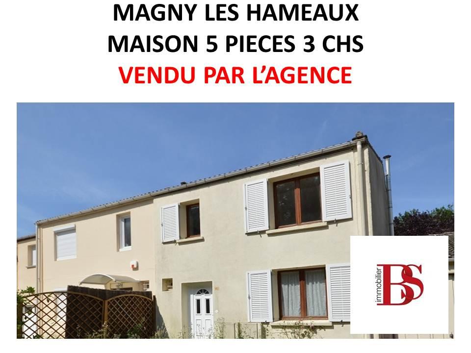 Maison Magny Les Hameaux 5 pièce(s) 92 m2
