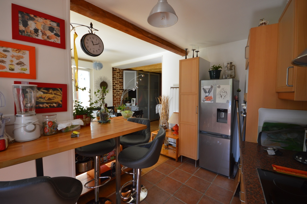 Appartement  2 pièce(s) 47 m2 avec jardin privatif.