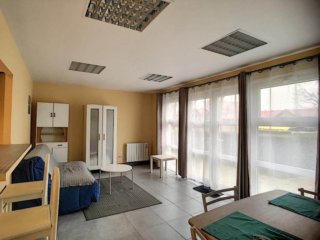 Appartement Saint Remy Les Chevreuse 1 pièce(s) 28.66 m2