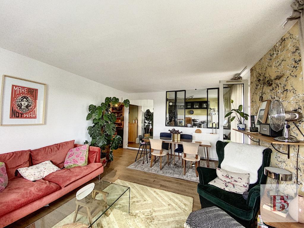 Appartement Guyancourt 4 pièce(s) 78.11 m2