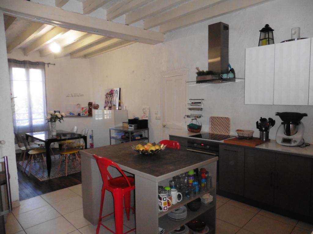 Maison de ville Montargis Centre 150 m2
