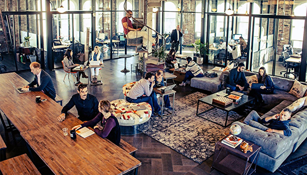 Coworking :unique à Paris