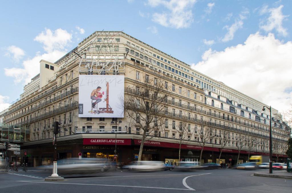 Place de Parking Paris 8ème
