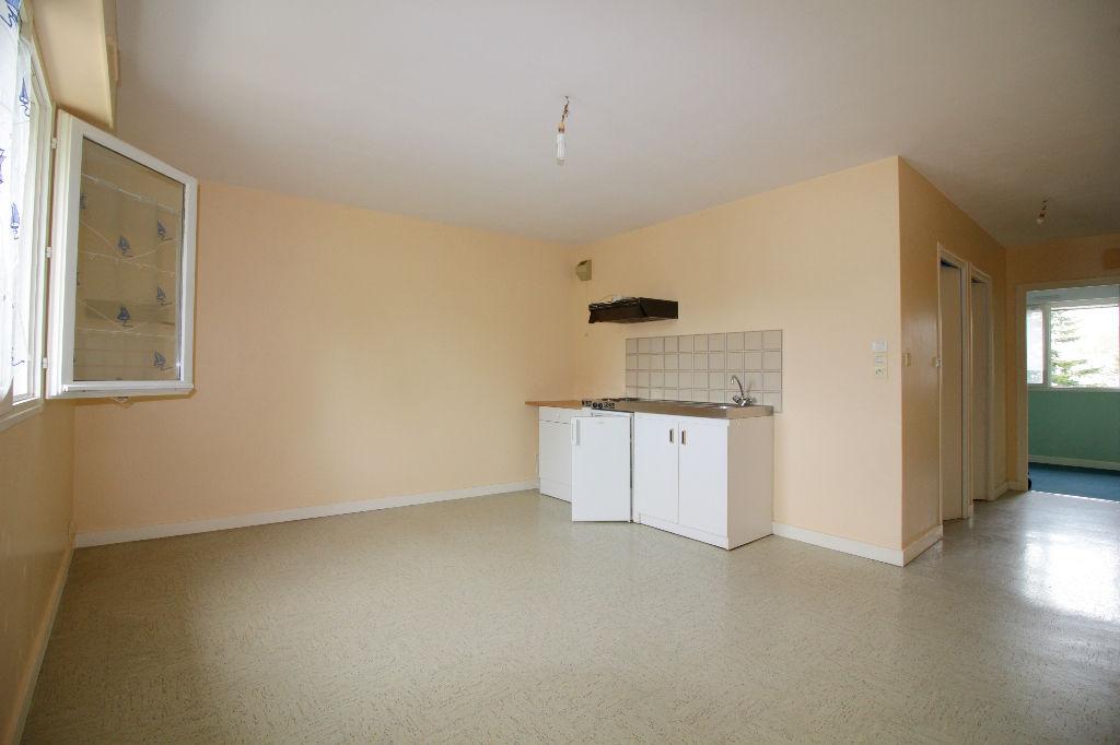 Appartement Vannes 2 pièces 39.82 m²