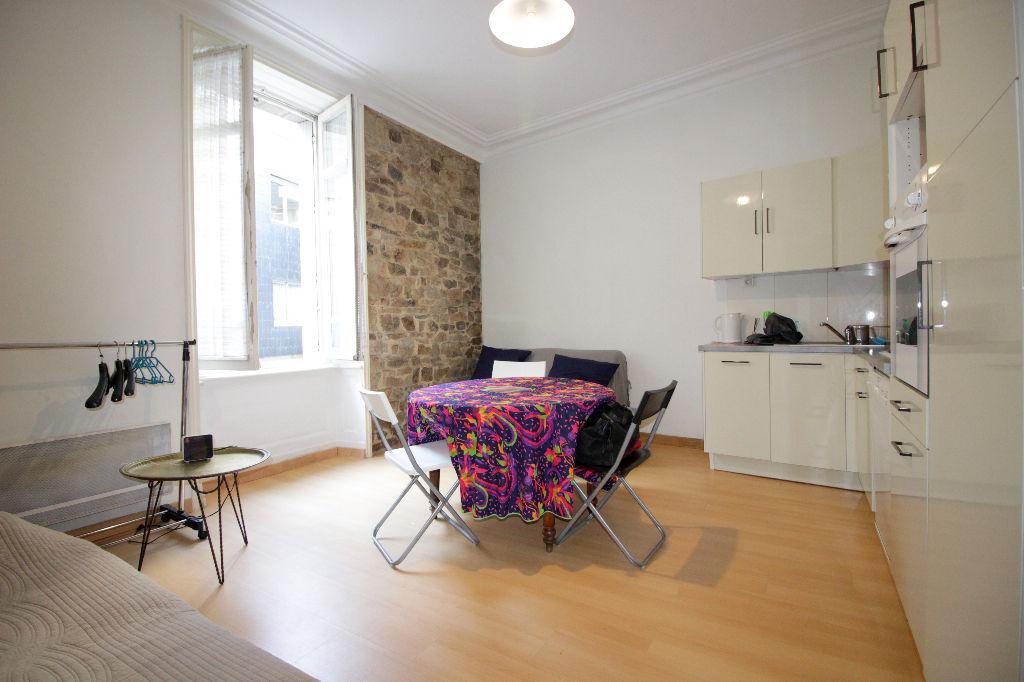 Appartement Vannes 2 pièce(s) 31.80 m² environ