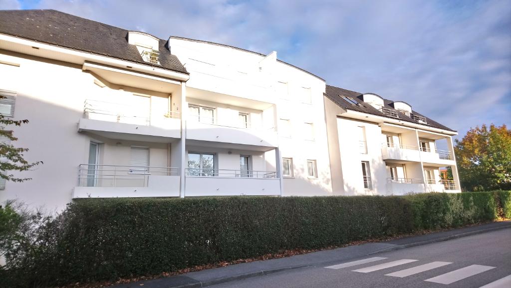 Appartement Vannes 3 pièce(s) 63.26 m2
