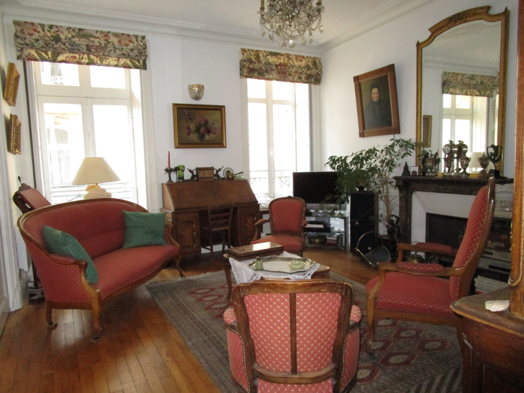 Appartement Vannes 5 pièce(s) 144 m2