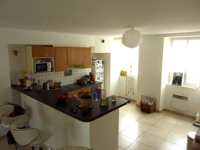Appartement F3 centre ville 5' de la gare