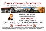 Location Maison Chambourcy 7 pièce(s) 156 m2