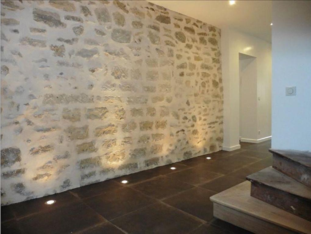 Appartement Duplex  Location  Saint Germain En Laye 121m�  jardin  privatif