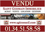 CHAMBOURCY Vente Appartement