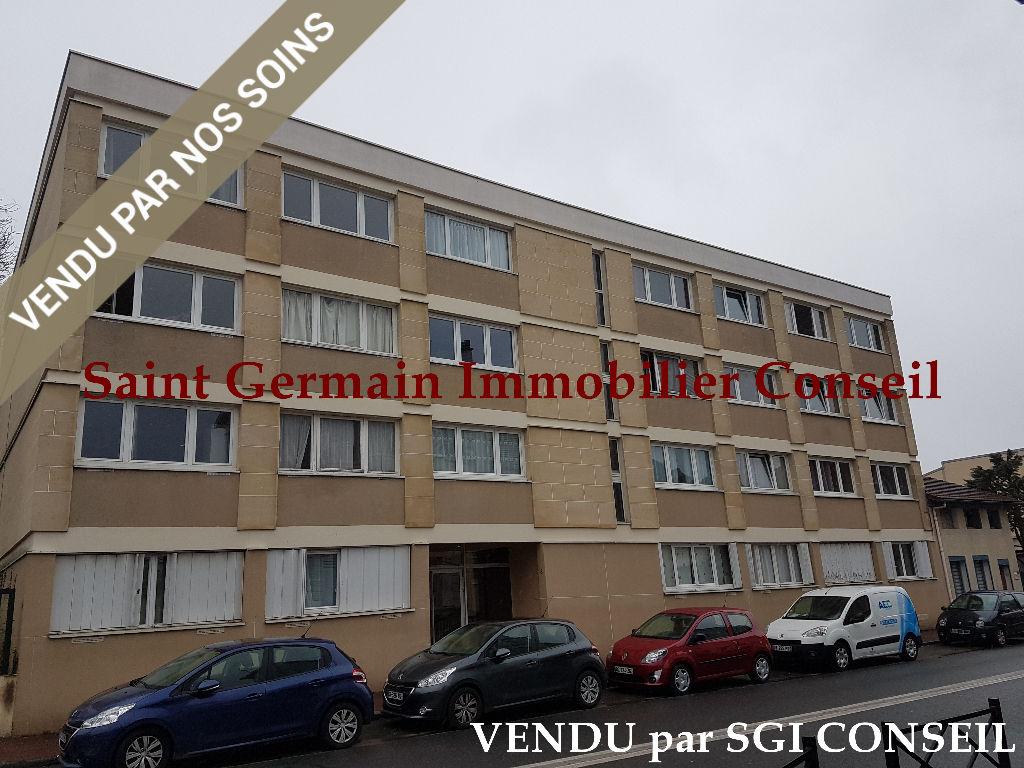 ST GERMAIN 12' RER - Quartier Ampère