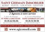 LOCATION APPARTEMENT DE 6 PIECES LE PECQ