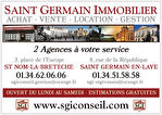Saint Germain En Laye 3 pièce(s) 54.65 m2
