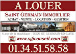 ST GERMAIN EN LAYE BEL AIR  -3 pièces  73 m2