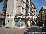 SAINT GERMAIN EN LAYE  3/4 pièces - 1' RER