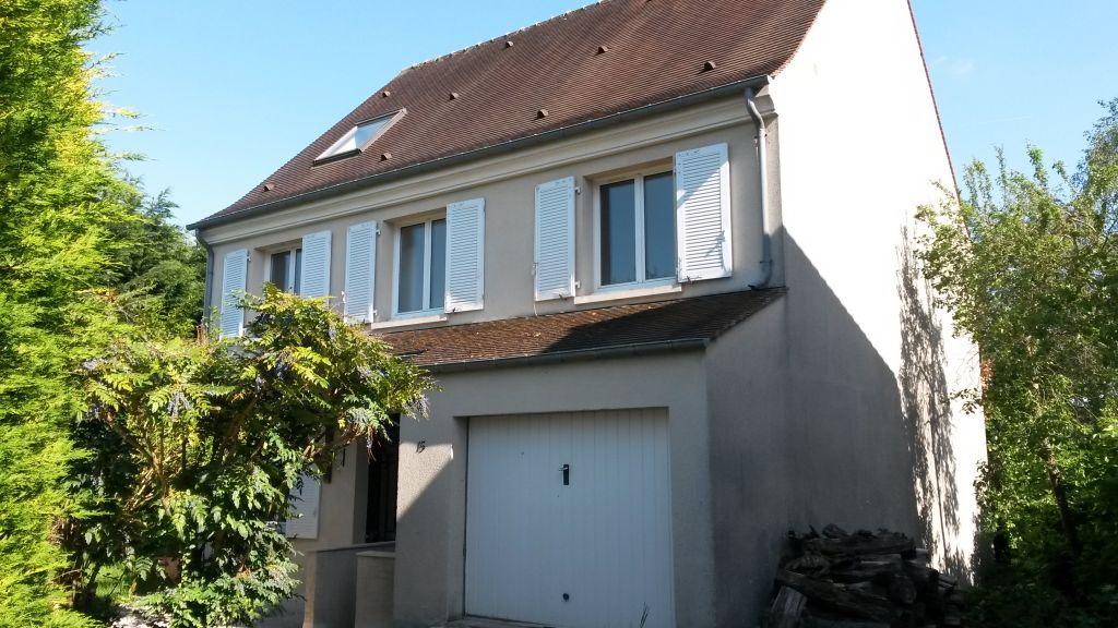 Limite St Germain, Mareil Marly, maison 160 m²