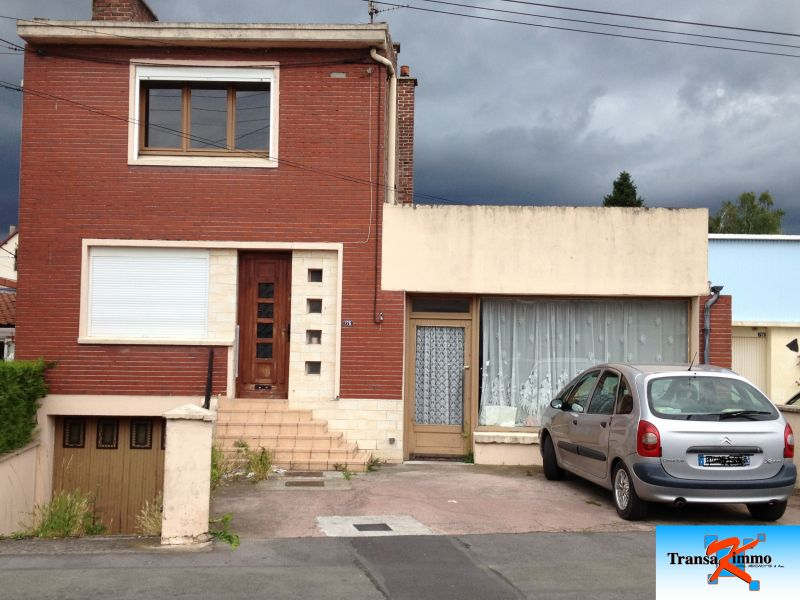 Immobilier henin beaumont a vendre vente acheter for Maison plus henin beaumont