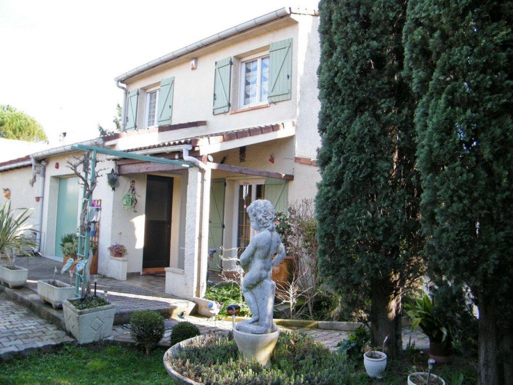 Maison à vendre à Alès 4 pièces 88 m2 terrain 381 m2