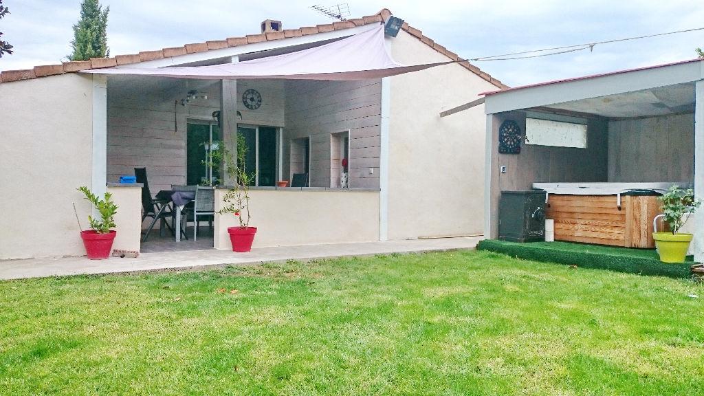 Alès maison  6 pièces 142 m2 terrain 585 m2
