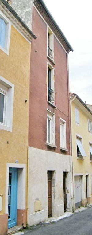 Immeuble Alès sur 3 niveaux possibilité 3 appartements