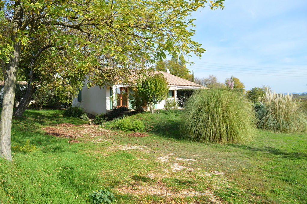 Maison proche d'Ales 4 pièces  terrain 1500 m2
