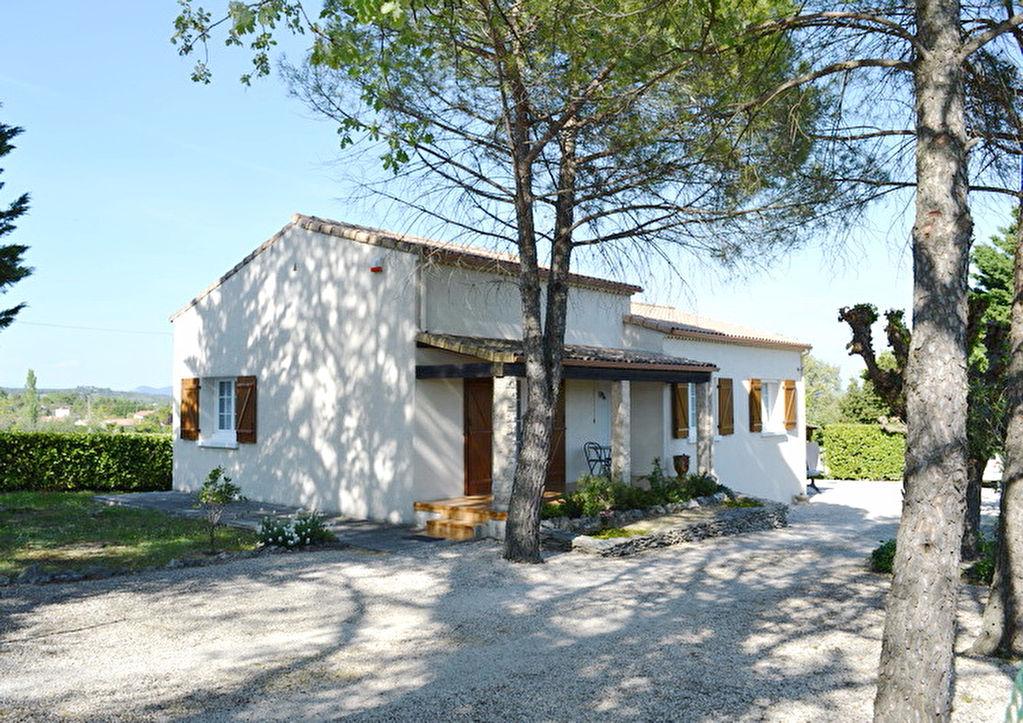 Villa  type 4 de 105 m2 hab. terrain 2003 m2