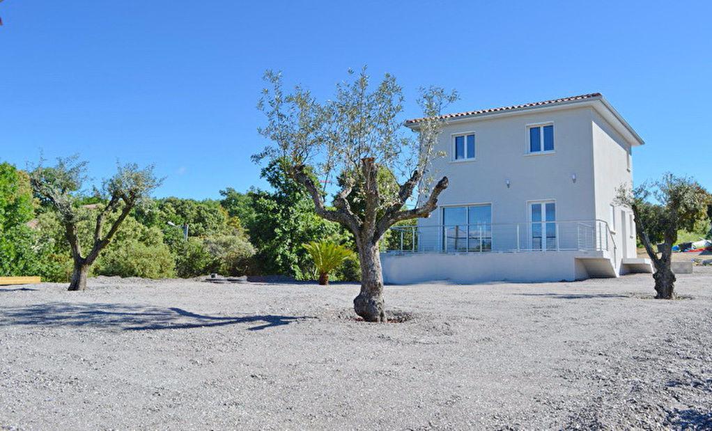 Villa  neuve 4 pièces 90.25 m2 terrain 1505 m2
