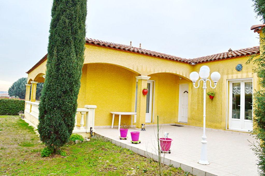 St Christol les Alès maison  5 pièces 170 m2 terrain 1040 m2